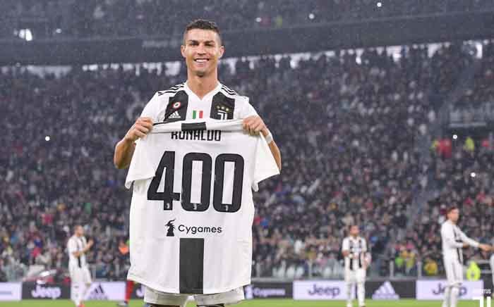 FILE: Cristiano Ronaldo. Picture: @juventusfcen/Twitter.