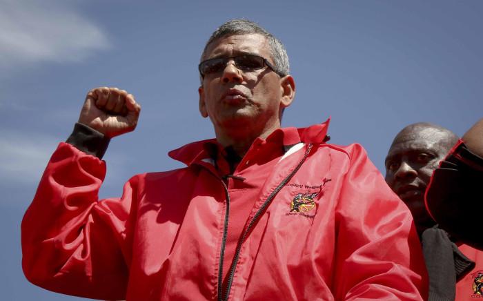 FILE: Cosatu Western Cape regional secretary Tony Ehrenreich. Picture: Cindy Archillies/EWN