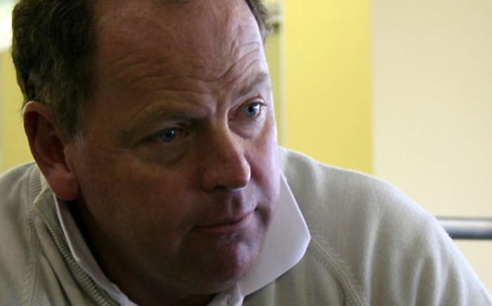 FILE: Sharks coach Jake White. Picture: EWN
