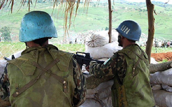 Troops will be deployed to the DRC to address threats to peace in that country.