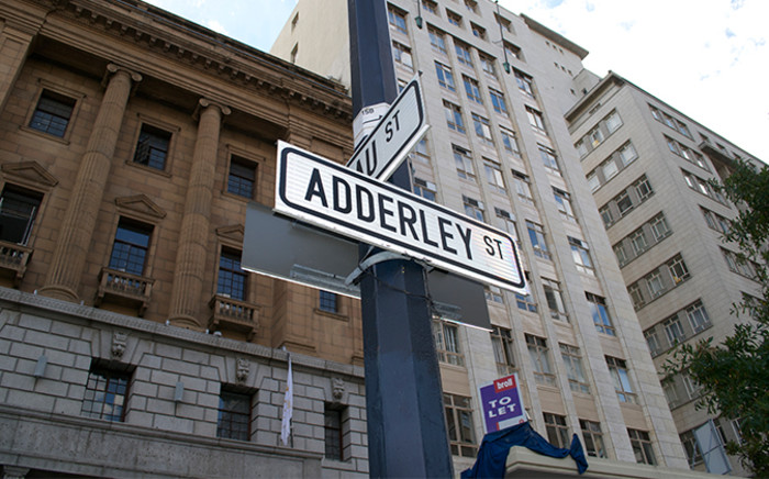 FILE: Adderley street, Cape Town. Picture: Calhoun Mathews/Primedia.