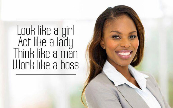 FILE The Bic women's day post that cause the social media backlash. Picture: Bic South Africa Facebook page.