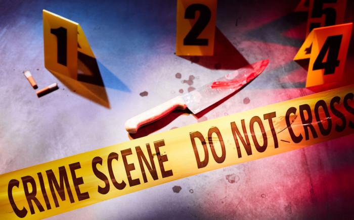 FILE: He allegedly stabbed the woman multiple times in the back after an argument broke out. Picture: 123rf.com