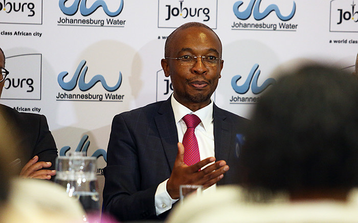 FILE: City of Johannesburg Mayor Parks Tau. Picture: Reinart Toerien/EWN.