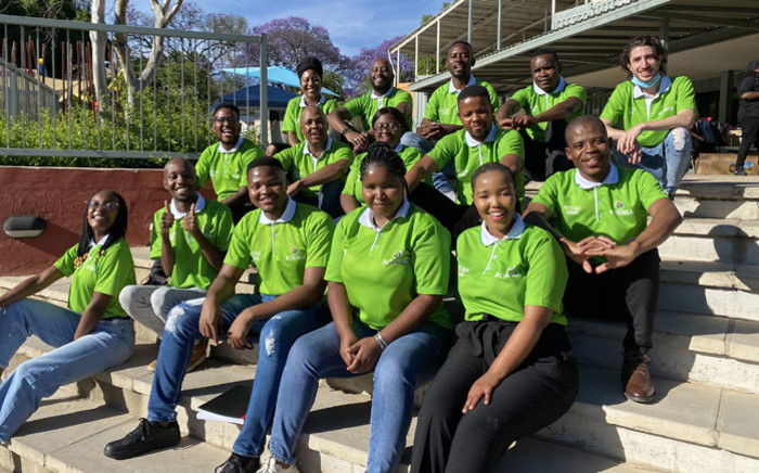 The first 16 members of ActionSA's Youth Advisory Council. Picture: @Action4SA/Twitter