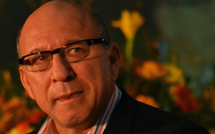 The revised National Development Plan was unveiled by National Planning Minister Trevor Manuel in Parliament in August last year.  Picture: Aletta Gardner/EWN