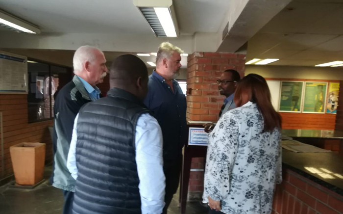 The DA conducted an oversight inspection of the Inanda Police Station in KwaZulu-Natal. Picture: @Our_DA/Twitter