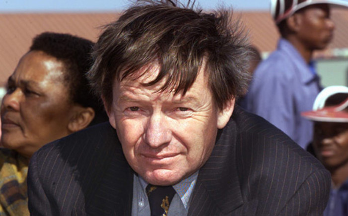 FILE: Retired South African businessman Bobby Godsell. Picture: AFP.