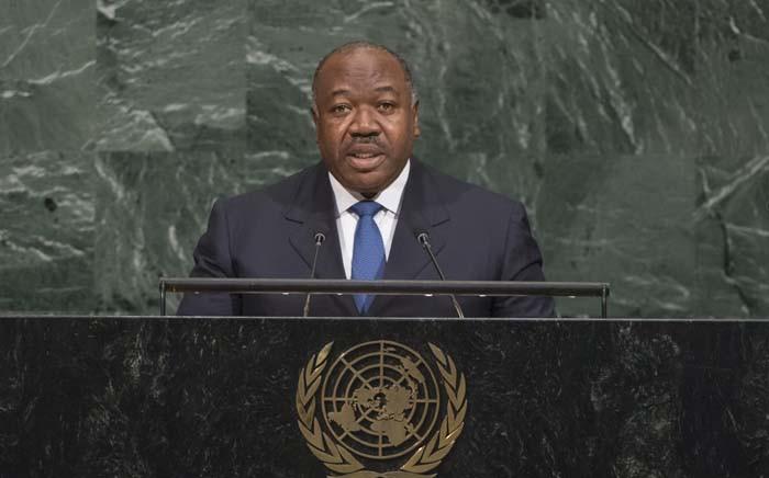 Ali Bongo Ondimba, President of the Gabonese Republic. Picture: United Nations Photo.