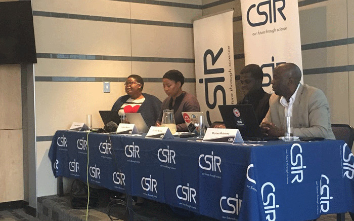 A panel of experts at the CSIR has highlighted the small steps that people can take to ensure they don't fall victim to cybercrime. Picture: Katleho Sekhotho/EWN.