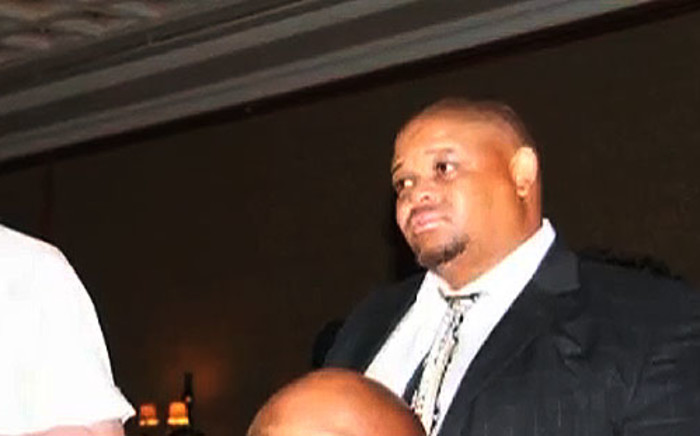 File Picture: Ekurhuleni Metro Police Chief Hlula Msimang. Picture: YouTube