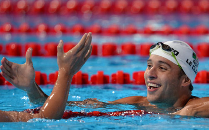 Swimming South Africa won the Federation of the Year at Sunday night's SA Sports Awards. Picture: AFP.