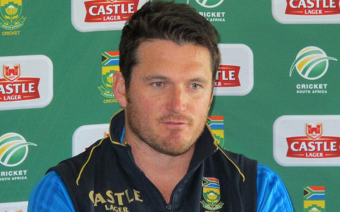 Graeme Smith will nurse his ankle and rest for the upcoming Test series against Australia. Picture: Alicia Pillay/EWN.