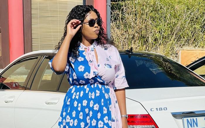 Sizophila Mkhize. Picture: @SizophilaMkhize/Twitter.