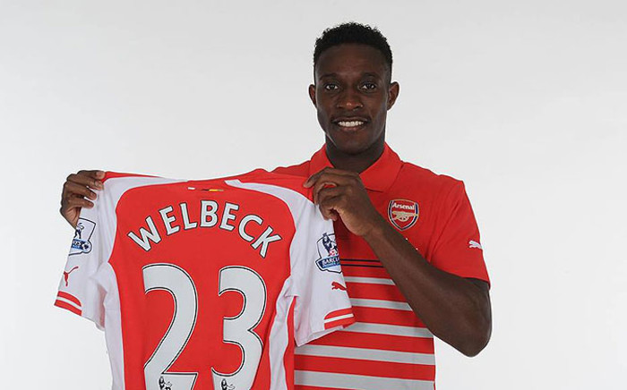 Arsenal newcomer Danny Welbeck. Picture: Facebook.com.