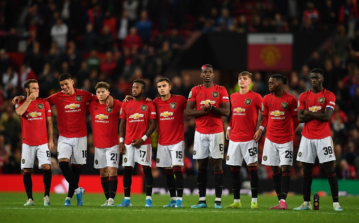 FILE: Manchester United. Picture: AFP