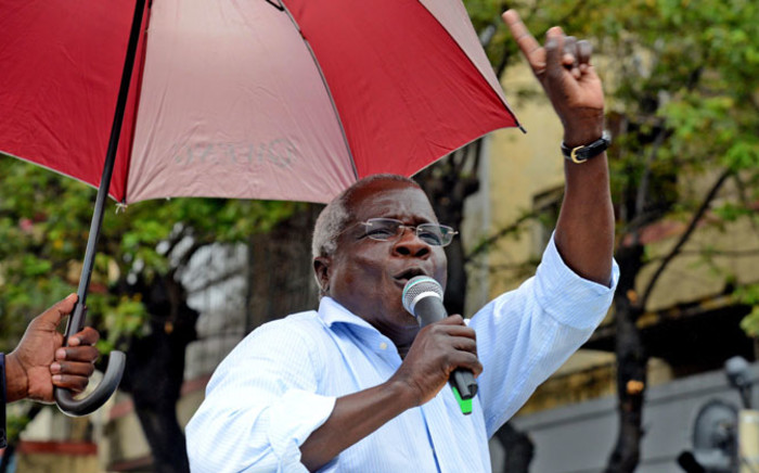 Renamo opposition leader Afonso Dhlakama. Picture: EPA