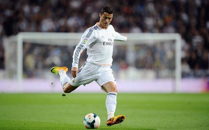 Real Madrid superstar Cristiano Ronaldo. Picture: Facebook.