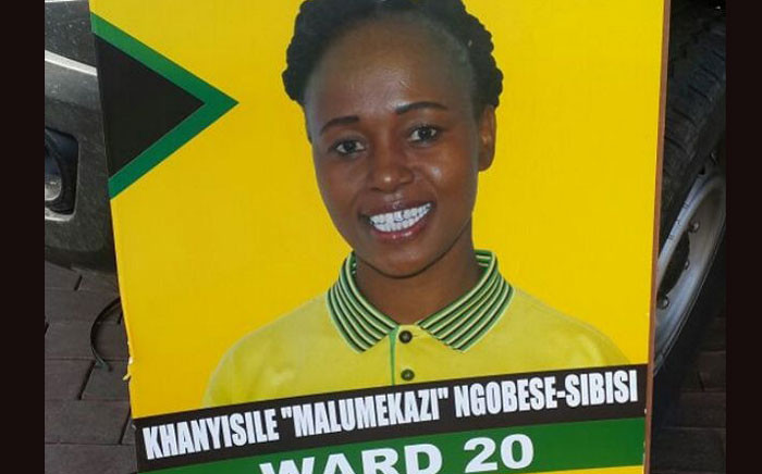 Khanyisile Ngobese-Sibisi was shot on the same day while on her way to a Mandela Day event in Ladysmith. Picture: ANC Women's League via Facebook.