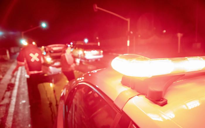 FILE: Emergency vehicles. Picture: Thomas Holder/EWN