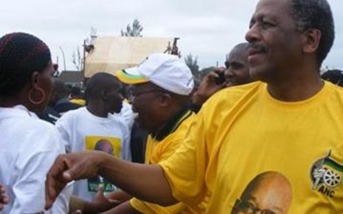 African National Congress Treasurer Mathews Phosa.