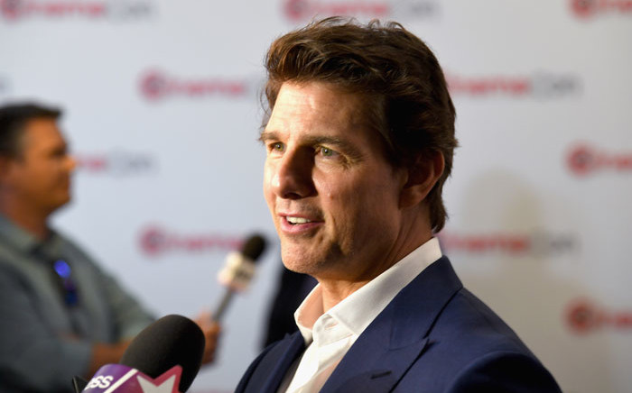US actor Tom Cruise. Picture: AFP