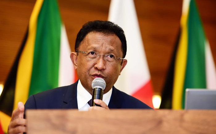 President of Madagascar Hery Rajaonarimampianina. Picture: GCIS