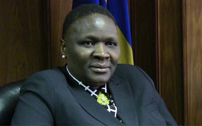 FILE: National Police Commissioner Riah Phiyega. Picture: Taurai Maduna/EWN