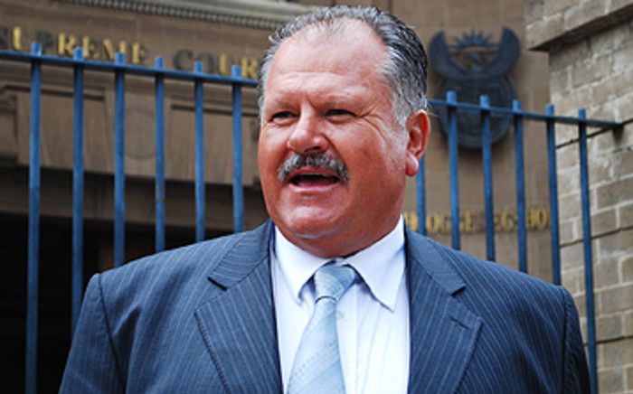 Convicted drug dealer Glenn Agliotti is the subject of a Sars sequestration application which is expected to be finalised in court unopposed. Picture:EWN