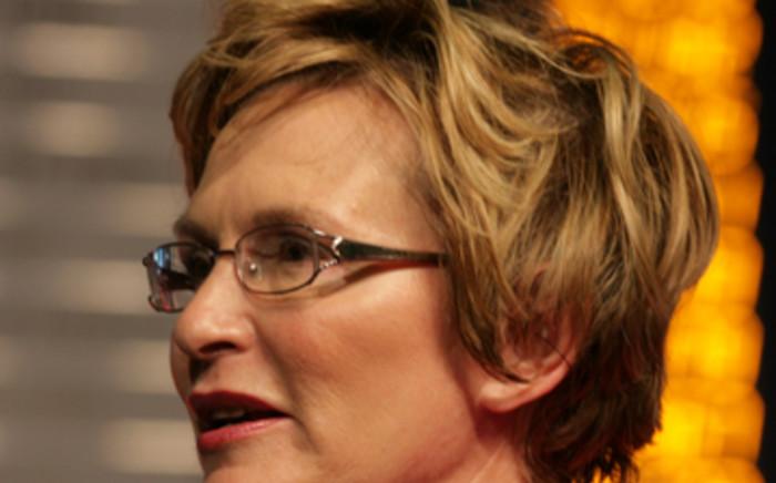 Western Cape Premier Helen Zille
