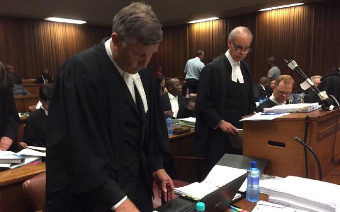 FILE: Advocate Sean Rosenberg is representing the DA in the Spy Tapes court case. Picture: Vumani Mkhize/EWN.