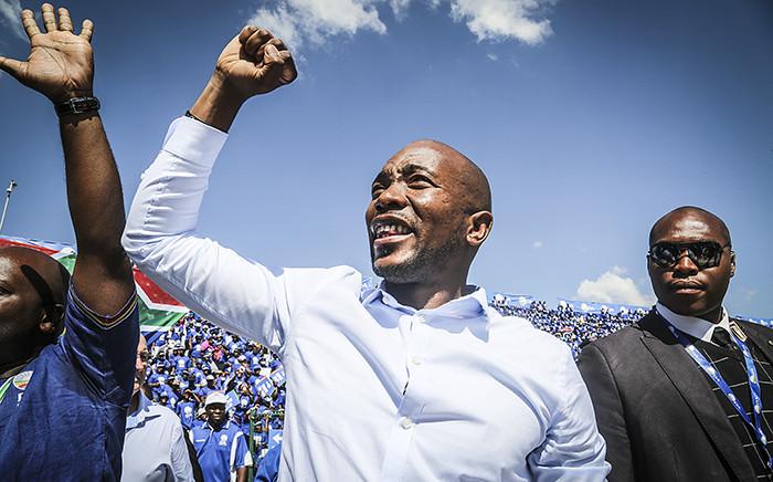 DA leader Mmusi Maimane. Picture: Reinart Toerien/EWN.