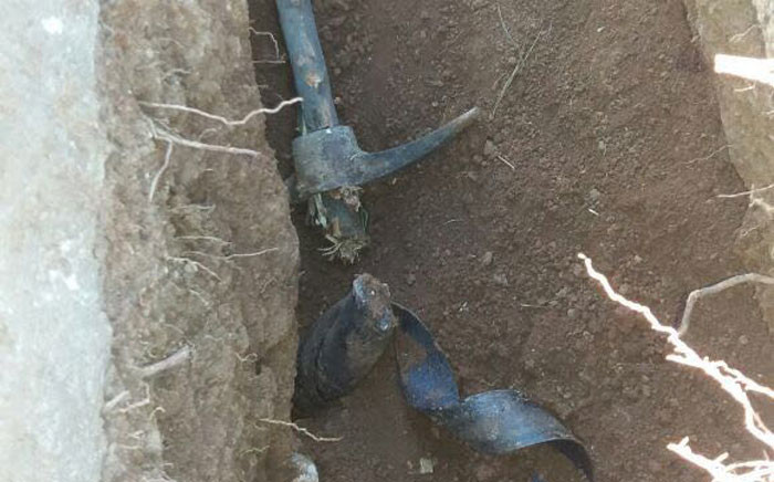 City of Tshwane is cracking down on vandals and has recovered R500,000 worth of copper as part of its anti-cable theft campaign. Picture: Supplied.
