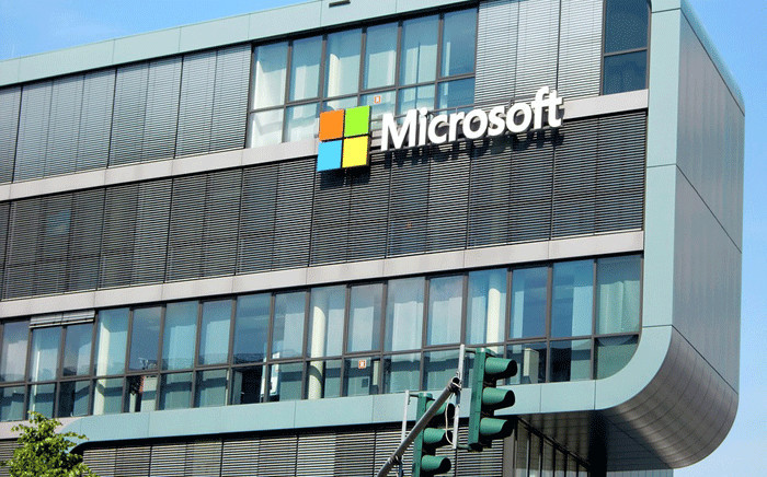 FILE: Microsoft shares were up more than 5% after-market trades that followed release of the earnings figures. Picture: pixabay.com