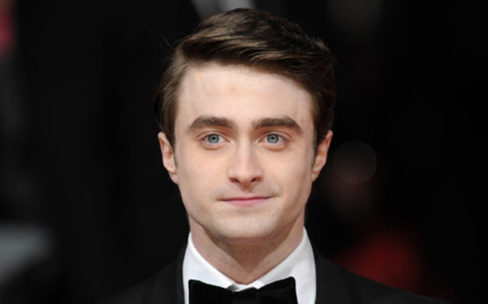 Daniel Radcliffe does not mind that to some he will always be seen as Harry Potter. Picture: AFP.