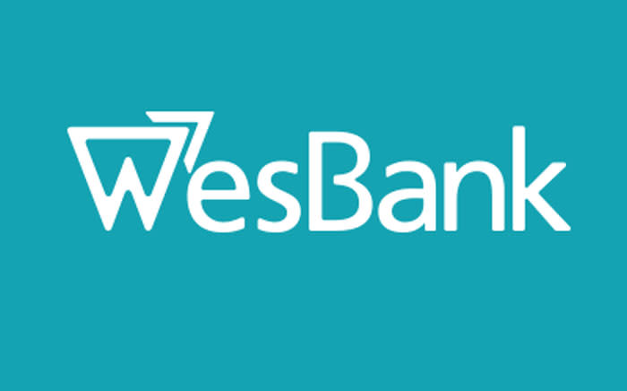 The WesBank logo. Picture: @WesBank/Twitter