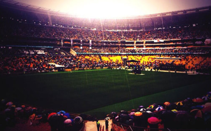 There has been a mixed response to the Nelson Mandela memorial held at FNB Stadium on 10 December. Picture: Department of Communications via Twitter