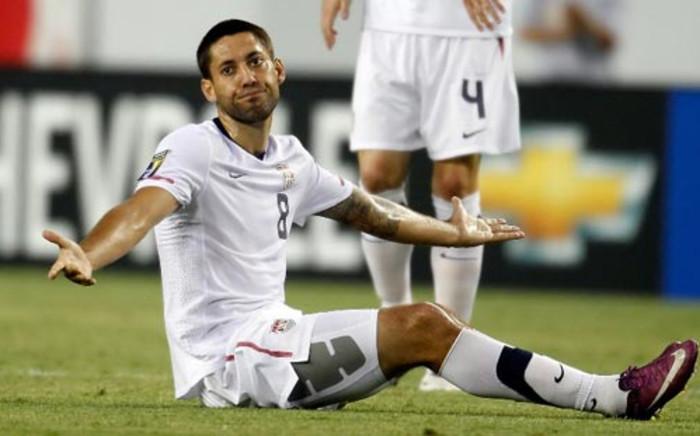 Clint Dempsey. Picture: AFP.