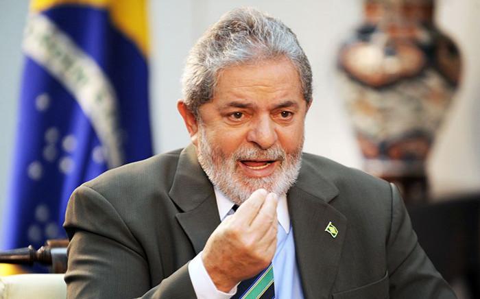 Former Brazilian President Luiz Inacio Lula da Silva. Picture: Facebook.