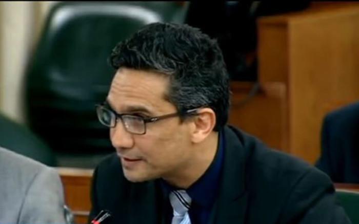 FILE: Former social development director general Zane Dangor. Picture: YouTube screengrab.