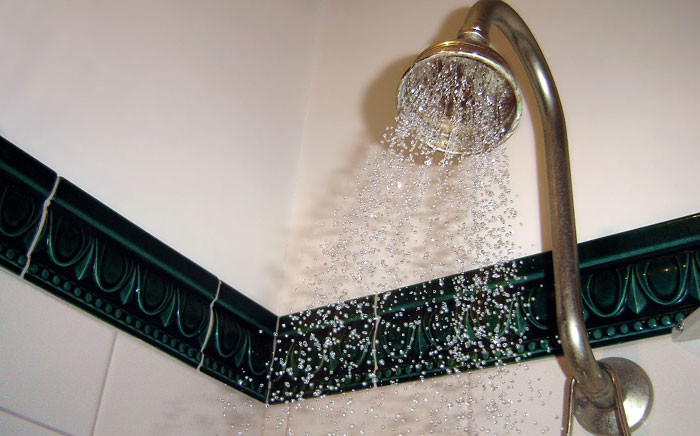 Shower generic. Picture: Wikimedia Commons.