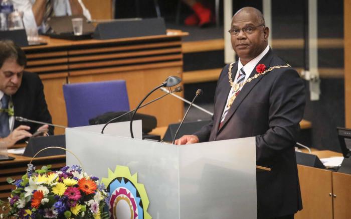 FILE: Cape Town Mayor Dan Plato. Picture: Cindy Archillies/EWN
