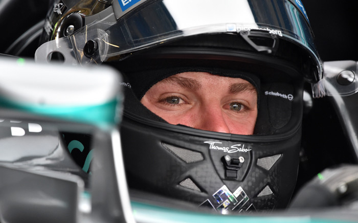 FILE: German driver Nico Rosberg. Picture: AFP.