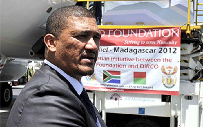 Deputy International Relations Minister Marius Fransman. Picture: EWN