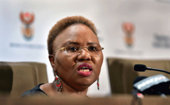FILE: Small Business Development Minister Lindiwe Zulu. Picture: GCIS.