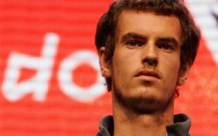 British tennis player Andy Murray.