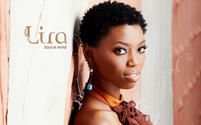 South Africa's songstress Lira. Picture: www.bantudaily.com