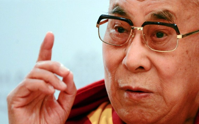 Tibetan spiritual leader the Dalai Lama. Picture: AFP.