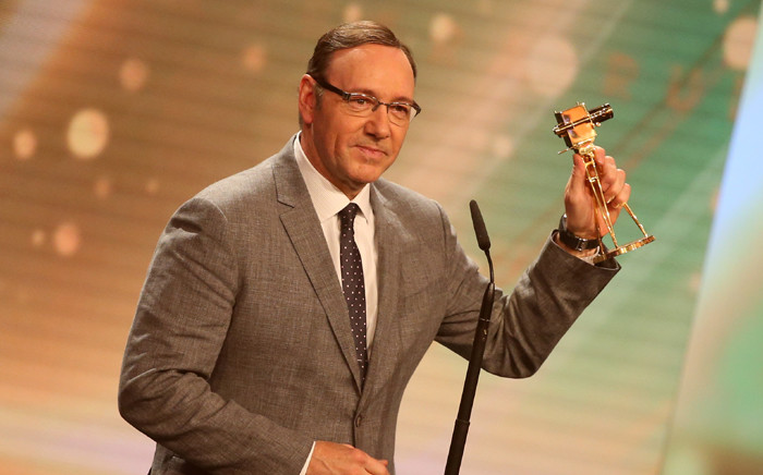 FILE: US actor Kevin Spacey. Picture: AFP