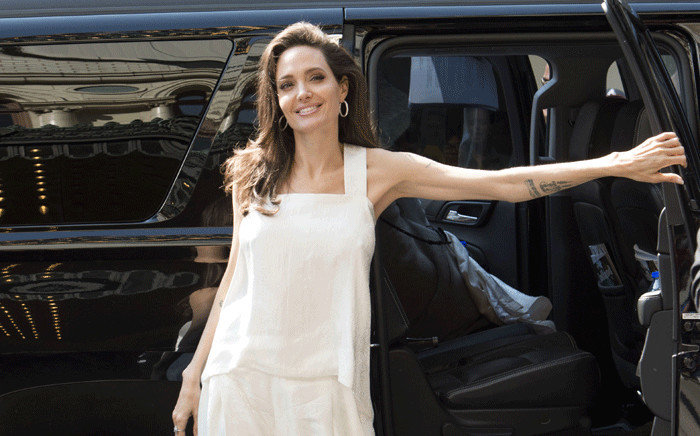 FILE: Actress Angelina Jolie attends the world premiere of 'The Breadwinner' during the 2017 Toronto International Film Festival 10 September 2017 in Toronto, Ontario. Picture: AFP.